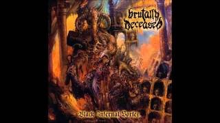 Brutally Deceased - Regurgitation of Blood, Devoured Flesh and Gastric Juices