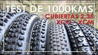CUBIERTAS 2.35 MTB PARA RALLY Y MARATÓN | ¿SON EL FUTURO? | TEST DE 1000kms