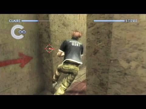 Resident Evil: The Darkside Chronicles - Kill House Gameplay Trailer [HQ]