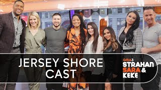 'Jersey Shore' Cast On Angelina Drama, Snooki Retiring And More