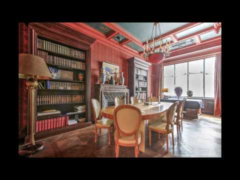 Guynemer Deluxe  3 Bedrooms  – Paris Luxury Apartment Rental – Welcome2France