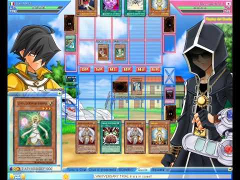 Yu-Gi-Oh! Online -Me vs. a YGO Nintendo Championship Champion!! -
