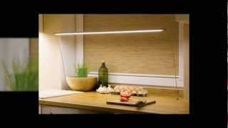 KLUS LED Profiles for Kitchen and Bath Lighting