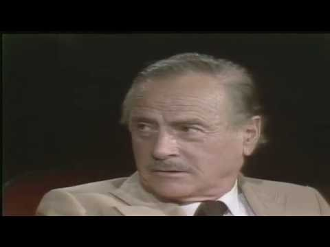 Marshall McLuhan 1976 - Television extending the tactile sense