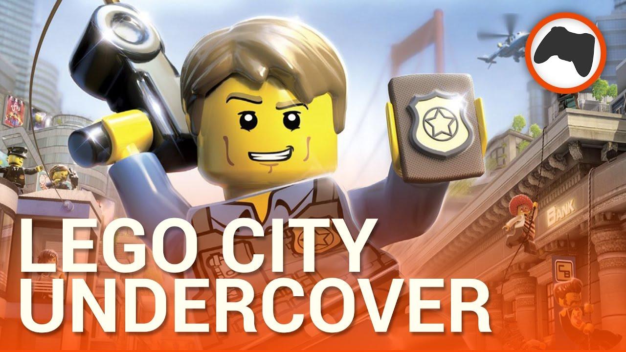 lego city undercover, recensione in italiano - youtube