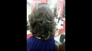 Layer Haircut 2018 (Advance) - Out Layer haircut