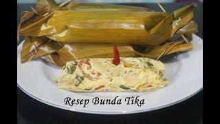 Resep Pepes Tahu Jamur Tiram Spesial Ala Bunda Tika