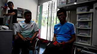 [HKUST] Disabled Athletes
