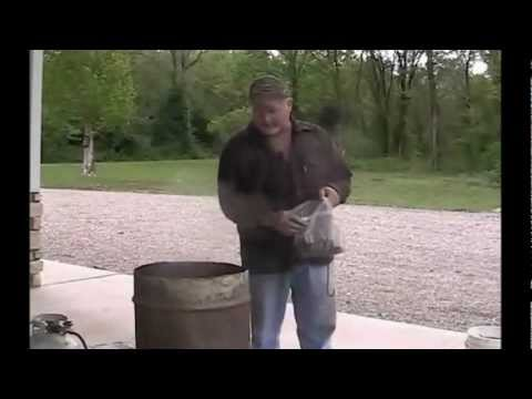 Trap Preparation (Missouri Trapline) - Brad Harris
