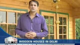 Hep Wooden House In New Delhi.......