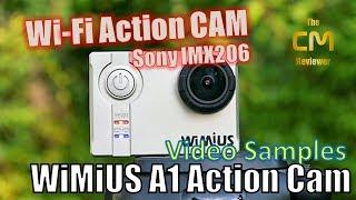 Wimius A1 Action Cam Test: Preiswunder mit guter Bildqualität - Alt...