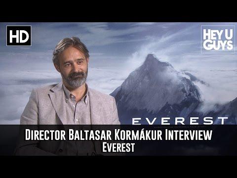 Exclusive: Baltasar Kormákur Interview - Everest