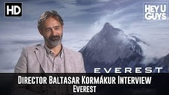 Exclusive: Baltasar Kormákur Interview - Everest