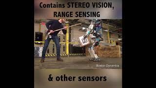 Atlas Robot - Boston Dynamics - Ludicrous Gadgets