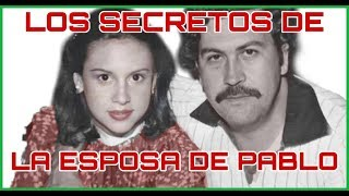 THE SECRET PAINFUL THAT PABLO ESCOBAR WIFE SHOULD SAVE FOR 44 YEARS AND CHANGE HIS LIFE