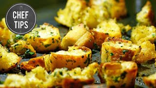 Croutons - Homemade Croutons Recipe