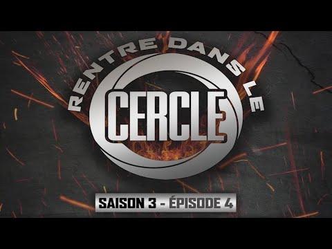 Youtube: Rentre dans le Cercle Saison #3 / Épisode 4 (Sasso, Alyssia, Gambino La MG, Denzo, Souffrance…)