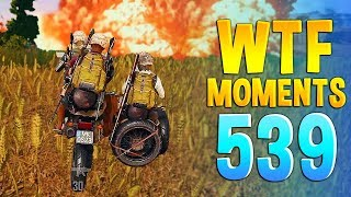 PUBG Daily Funny WTF Moments Highlights Ep 539