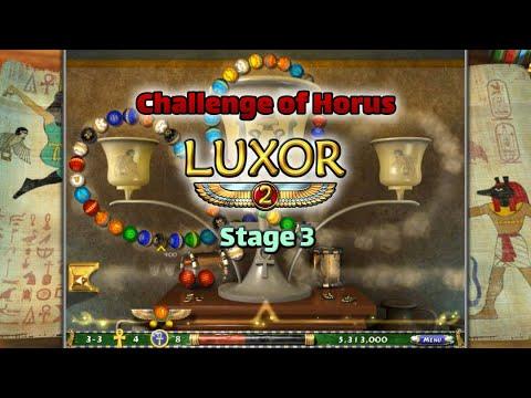 Luxor 2 Challenge Of Horus Stage 3: Weaving Stuff
