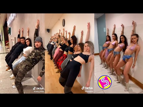 Yummy Wall Challenge (Justin Bieber) TikTok Compilation - Best Funny Dance Challenges 2020 #yummy