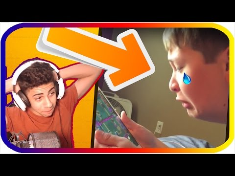 CRINGEY KIDS RAGE OVER CLASH ROYALE!
