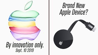 Apple's iPhone Event - What To Expect on Sept 10!