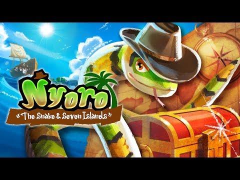 Nyoro~The Snake & Seven Islands~