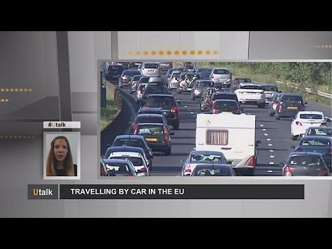All you need to know about using your driving licence across EU borders - utalk