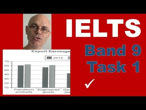 IELTS WRITING TASK 1 ACADEMIC BAND 9