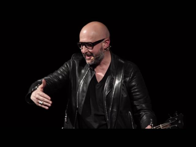 As a chameleon, to infinity and beyond...   Saturnino Celani   TEDxCesena