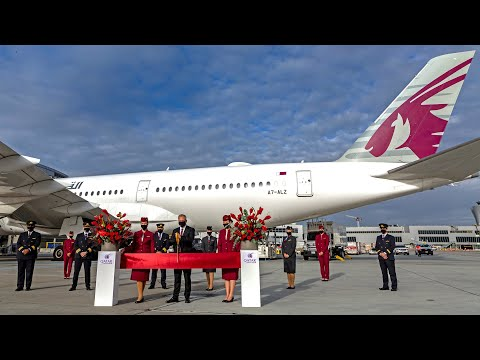 Travelling to San Francisco with our Airbus A350 | Qatar Airways