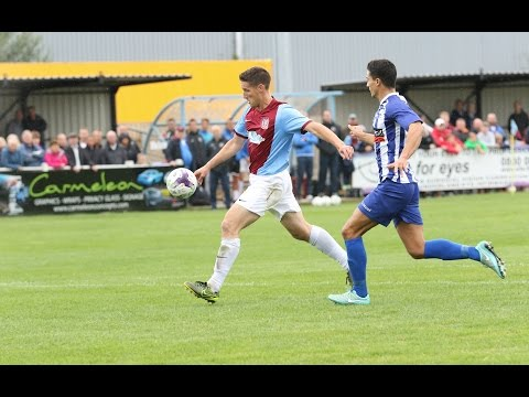 Highlights: South Shields 4-2 Whitley Bay
