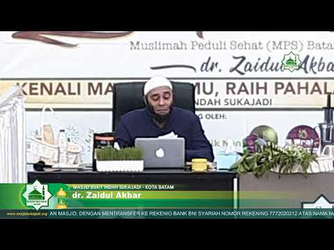 [Kajian Spesial] Kenali Makananmu, Raih Pahalamu | Dr. Zaidul Akbar