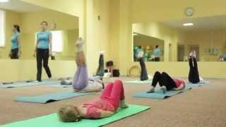 Детский фитнес. Детский центр - Дом и дети