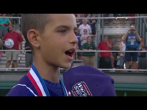 #LLWS16 - EA (Italy) vs Australia - Full Game 3 @ LLWS16
