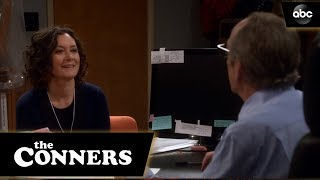 Darlene's Job Interview - The Conners