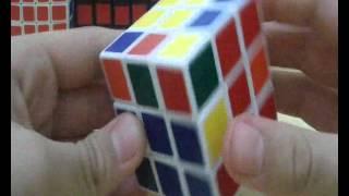 3x3 Rübik Küp Yapımı 2. Kısım