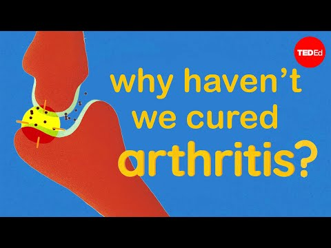 Video image: Why haven't we cured arthritis? - Kaitlyn Sadtler and Heather J. Faust