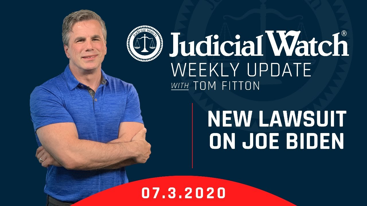 NEW LAWSUIT on Joe Biden's Senate Records, #SpyGate Update, SCOTUS Rules on Abortion & MORE