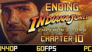 Indiana Jones and the Emperor