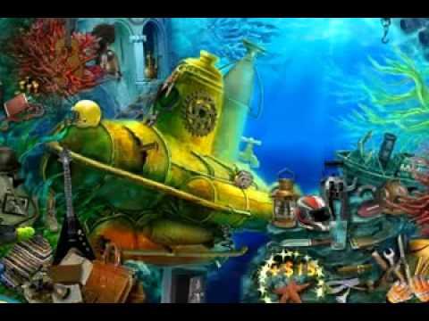 Игра Фишдом H2O Подводная одиссея играть онлайн