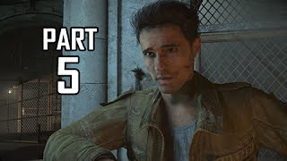 Until Dawn Walkthrough Part 5 - DogMeat (PS4 Let