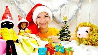 Монстер Хай - Готовимся к Новому году! Видео для девочек