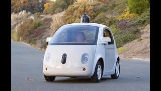 Listo auto autónomo de Google