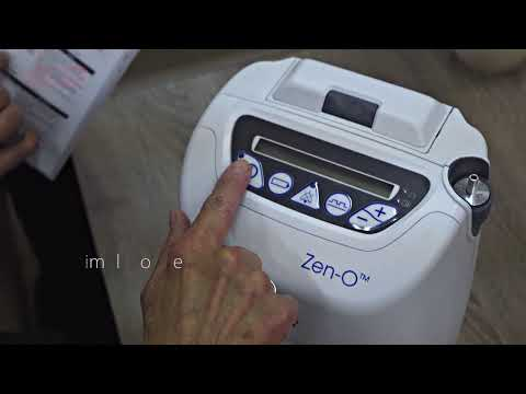 GCE Zen-O™ - Your Oxygen Therapy solution for everyday