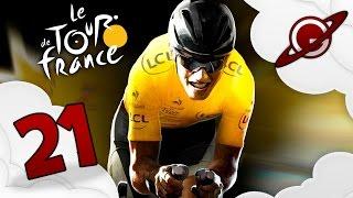Tour de France 2015 (PS4) | Etape 21 : Sèvres - Paris Champs-Élysées  [FR ᴴᴰ]