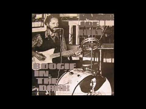 BLIND JOE HILL (Dunbar, West Virginia , U.S.A) - Sweet Home Chicago