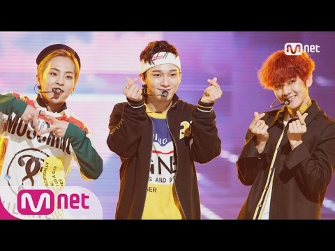 [EXO-CBX - The one] Comeback Stage | M COUNTDOWN 161101 EP.499