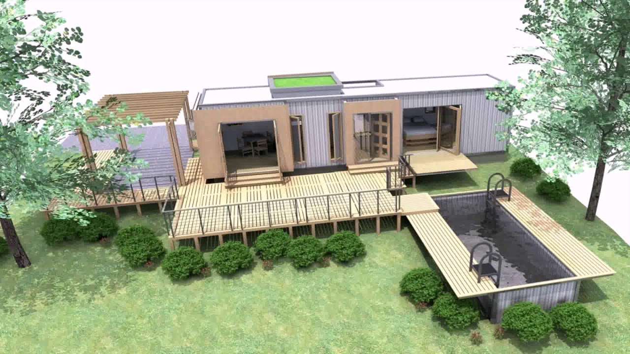 3d shipping container home design software mac youtube - Shipping container home design software free ...