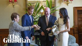 Prince Harry in Australia: We couldn't think of a better place to announce our baby news